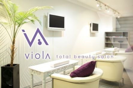 total beauty salon viola